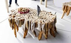 Baguette Tables by Studio Rygalik | Trendland: Fashion Blog & Trend Magazine