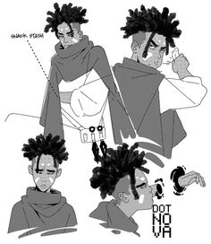"""1,957 Likes, 22 Comments - DOTNOVA  (@robopeezy) on Instagram: """"[Dope bio written by @beeflowmain_ based on a character I posted a while ago] Born in mineral-…"""""""