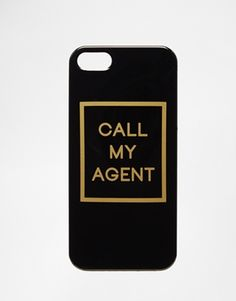ASOS Call My Agent iPhone 5 Case