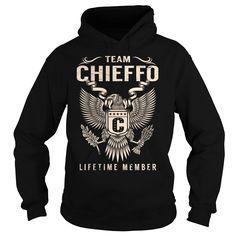 (Tshirt Perfect TShirt) Team CHIEFFO Lifetime Member Last Name Surname T-Shirt Order Online Hoodies, Funny Tee Shirts