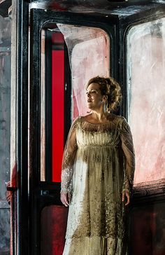 Adrianne Pieczonka (Chrysothemis) - Elektra - Royal Opera House - © ROH / Clive Barda 2013