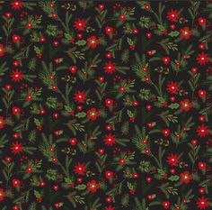 Stunningly beautiful, this Christmas Floral Double Sided Paper from Carta Bella Paper is exactly what your holiday projects need! The 12 Christmas Paper, Christmas Stuff, Christmas Delivery, Stunningly Beautiful, Paper Design, Pattern Paper, Pattern Fashion, Scrapbook Paper, Cool Designs