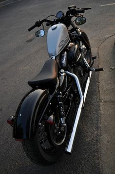 Sportster 48 Step 1...learn to ride Step 2...this :)