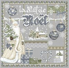 "SAL ""For Santa"" de Mme la Fée - Page 2 D79c078b61e2470c5452ec5c763bd938"