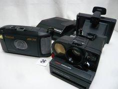 KC284EC ポラロイド等 フィルムカメラ 4台セット ジャンク_画像1