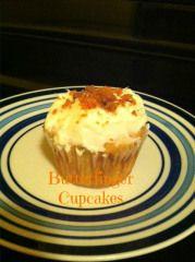 Butterfingers #Cupcake #Recipe
