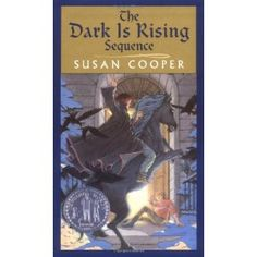 The Dark Is Rising Sequence: I read one of this books a long time ago but just now read the whole series. It's old so the style and pacing is very different from what we are used to. It's a little slow and took me awhile to get through.