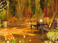 Outdoor living spaces to refresh the soul
