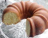 An Old-Fashion Kentucky Butter Cake Recipe