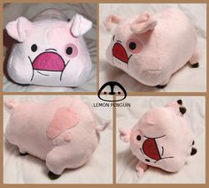 Waddles the Pig...Need pattern!