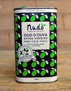 Nudo, olive oil #packaging AM