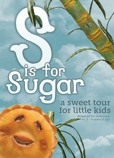 S is for Sugar, West Baton Rouge Museum - @lynseydesign