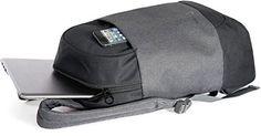 "Tucano Svago - notebook cases (Backpack, Black, Monotone, Dust resistant, Scratch resistant, Macbook Pro 15'', MacBook Pro 15"" with Retina display, Ultrabook 15"")"
