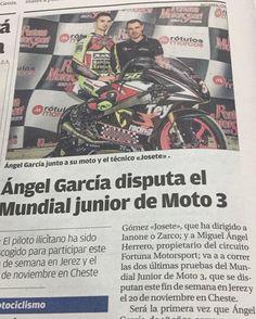 Salvador artesano zapaterías patrocinador del piloto ilicitano Ángel García
