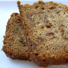 Toffee-Banana Bread  ___________________________  The Dutch Baker's Daughter