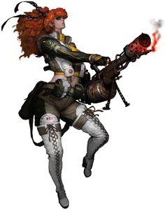 Iron Legion Female Heavy