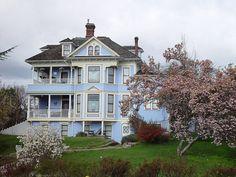 Victorian Home in Grant's Pass, Oregon