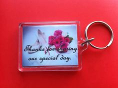 Wedding Favours, Wedding Supplies, Key Rings, Special Day, Favors, Passion, Personalized Items, Ebay, Key Holder Job