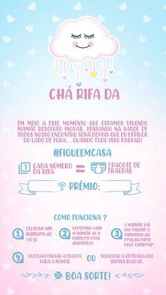 Baby Shower Activities, Baby Shower Cakes, Baby Love, Slogan, Bullet Journal, Invitations, Alice, Maria Clara, 1
