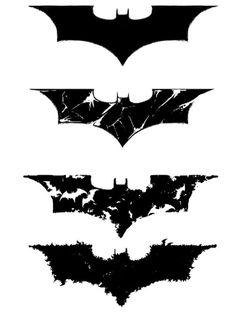 Batman tattoo! I like the third one