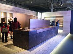 Milan Design, Kitchen Inspiration, Kitchen Storage, Islands, Innovation, Display, Modern, Floor Space, Trendy Tree