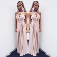 #model #maxidress #dress pastelpink #ootn #nudedress #madeinpoland #fabulous #shine #model #spiring #summer #sun #wedding