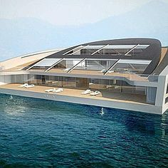 French designers unveil 190-foot cabin cruiser, the WHY Yacht - NYPOST.com