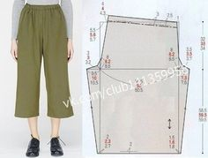 Image gallery – Page 464574517807057597 – Artofit Sewing Shorts, Sewing Clothes, Linen Pants Women, Pants For Women, Dress Sewing Patterns, Clothing Patterns, Cotton Sleepwear, Pants Pattern, Fashion Sewing