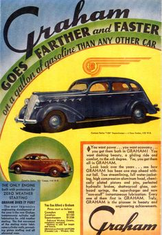 1937 Graham-Paige.