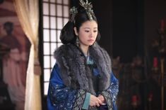 "Hanfu: traditional Chinese costume. This scene comes from ""The Glamorous Imperial Concubine""."