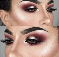So much dimension @littledustmua blended out this smokey and dramatic look using the 35N palette. www.morphebrushes.com #TeamMorphe