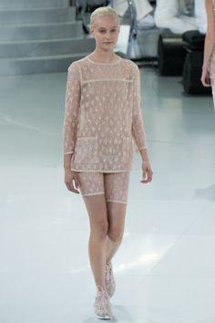 Sfilata Chanel Paris - Alta Moda Primavera Estate 2014 - Vogue