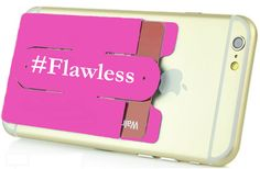 #Flawless. No matter how you wake up, you should always be able to live effortlessly and look flawless, which means you shouldn't have to scramble around looking for your card or ID. A smart, durable wallet and phone stand, the Kangroo Kickllet gives you convenience and function while letting you express yourself.  www.KangarooKickllet.com