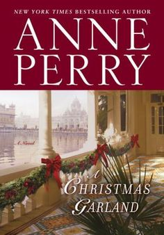 a christmas garland christmas mystery series 10 by anne perry - Christmas Mystery Books
