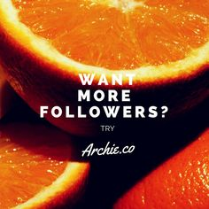 JOIN US FOR FREE! - Gain genuine followers and likes on your own posts by joining Archie