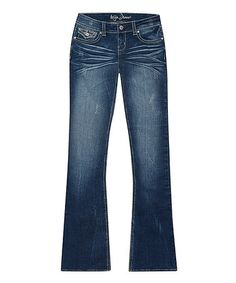 Another great find on #zulily! Vintage Bootcut Jeans - Plus #zulilyfinds