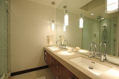 Super Modern Bathroom Pendant Lighting
