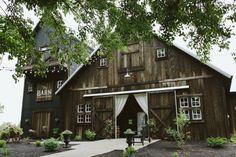 The Barn at Kennedy Farm -  Indiana Wedding Barn venue.