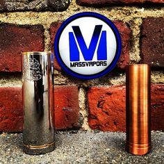 4 nine mod and Chi you Megan in stock! #Massvapors #mods #vape