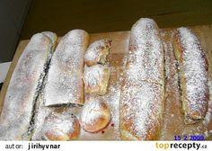 To je dnešní výrobek Strudel, Bread, Sweet, Food, Anna, Candy, Brot, Essen, Baking