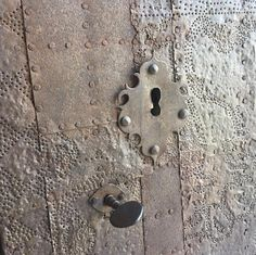 18th century church door. Velez Rubio Andalusia.i