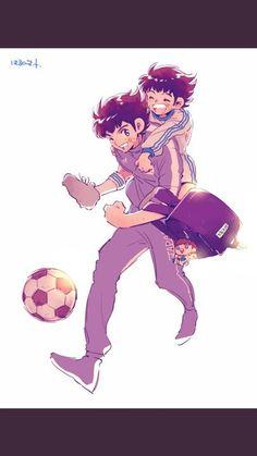 Captain Tsubasa, Pokemon, Geek Stuff, Soccer, Fan Art, Manga, Memes, Fictional Characters, Sport