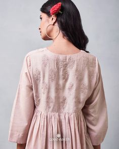 Good Earth brings you luxury design crafted by hand, inspired by nature and enchanted by history, celebrating India's rich history and culture through original, handcrafted products. Indian Style, Indian Wear, Salwar Kurta, Indian Clothes, My Princess, Kurtis, Traditional Dresses, Pastels, Indian Fashion
