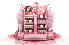 Lux POSM Pakistan supper Stores on Behance Pop Design, Display Design, Booth Design, Rak Display, Shop Display Stands, Promotion Display, Cosmetic Display, House Of Beauty, Point Of Purchase