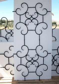 Custom Wrought Iron Gallery