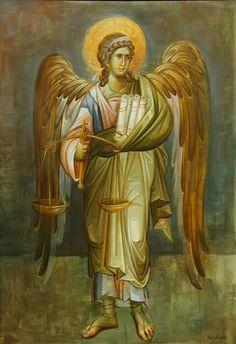Byzantine Icons, Byzantine Art, Religious Icons, Religious Art, Jesus Christ Images, Angel Images, Biblical Art, Jesus Pictures, Angels And Demons