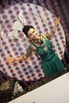Ruby Rose Photos - Ruby Rose at the Flemington Racecourse in Melbourne - Zimbio