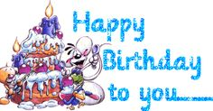 Whatsapp Happy Birthday Animated Gif For Sister / Sis: Whatapp birthday animated gifs images, pictures, photos for older, elder sis to share with cousin Happy Birthday Gif Images, Birthday Wishes Gif, Birthday Greetings For Facebook, Happy Birthday Flower, Happy Birthday Girls, Birthday Blessings, Birthday Gifs, Card Birthday, Funny Birthday