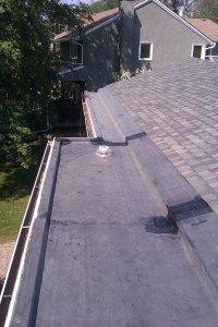 installation of an EPDM flat roof. Roof was originally a built-up tar and gravel low slope roof. Flat Roof Replacement, Roof Repair, Sidewalk, June, Side Walkway, Sidewalks, Pavement, Walkways