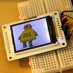 Picture of Your Image on an Arduino! - TFT LCD Screen Guide